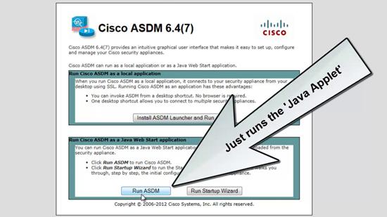 ASDM Access