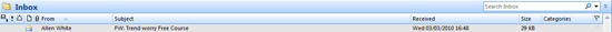 FRom Column Restored