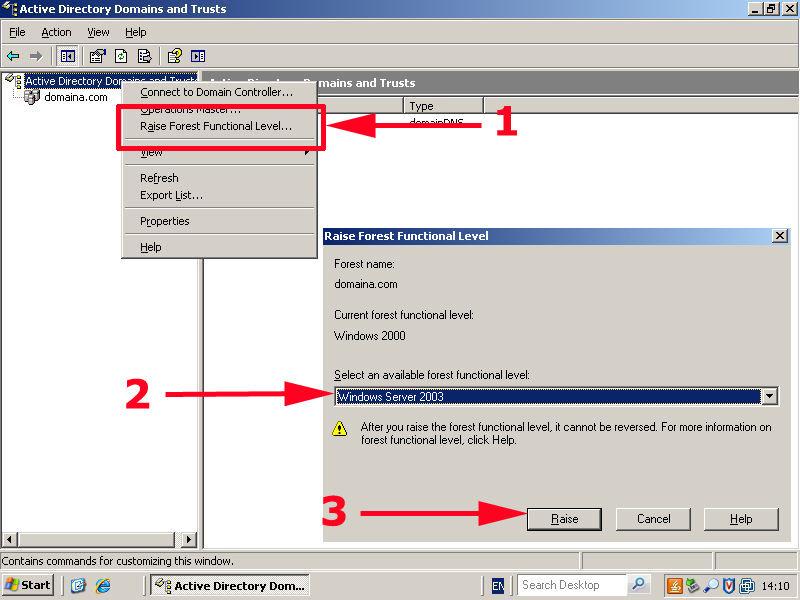 "PeteNetLive - KB0000234 - Exchange 2003 to 2010 Transition ""Swing ..."