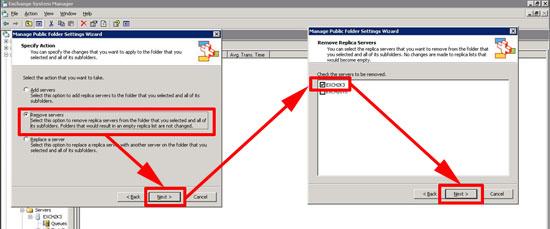 Remove old public folder