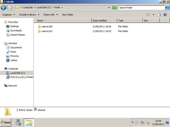 folderlist