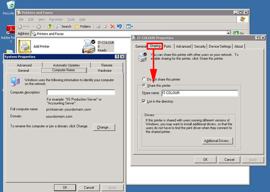 location variable group policy