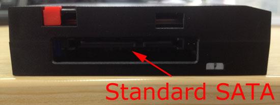 HP RDX Cassette