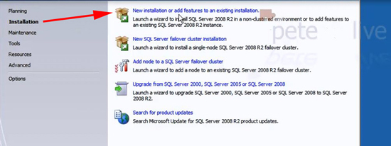 VMware View Installing SQL