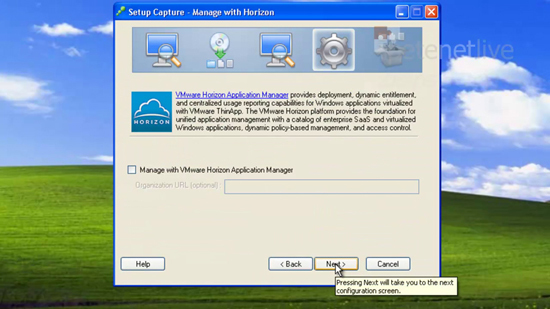 Horizon Application Manager