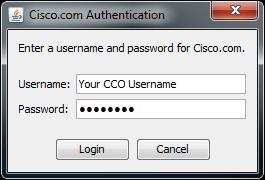 CCO username