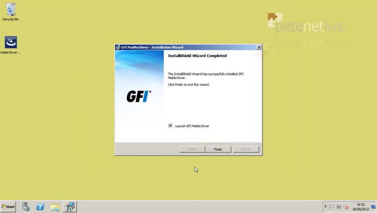 Launch GFI