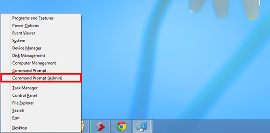 Windows 8 Advanced Context Menu
