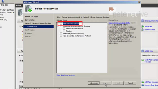 2008 Network Policy Server