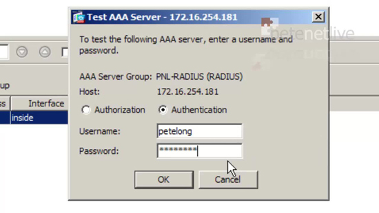 AD username Cisco ASA