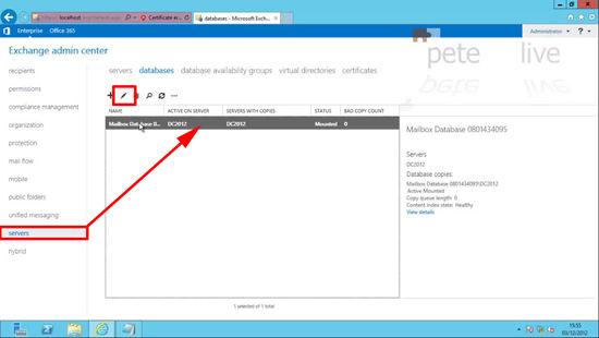 2013 Edit Database