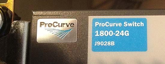 ProCurve 1800-24G