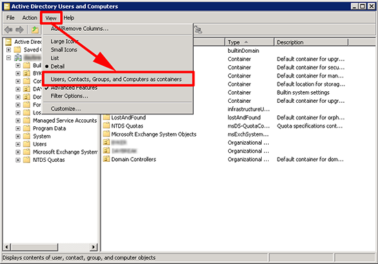 Show Printers in Active Directory