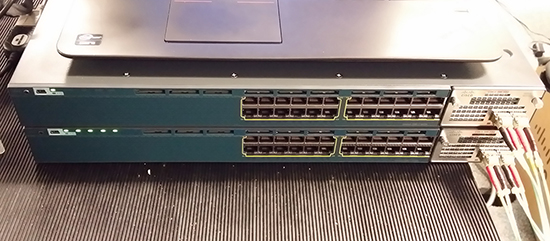 Cisco 3560 MACSEC