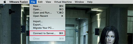 Manage ESX from MAC OSX
