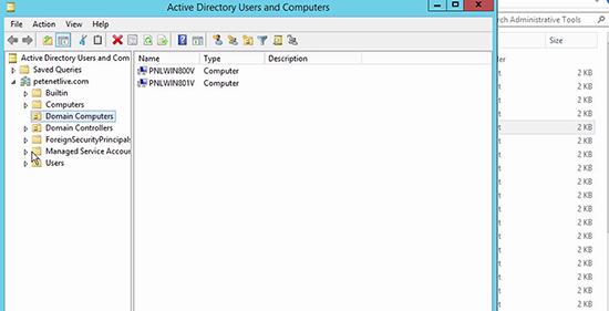 Microsoft LAPS Deployment - OU