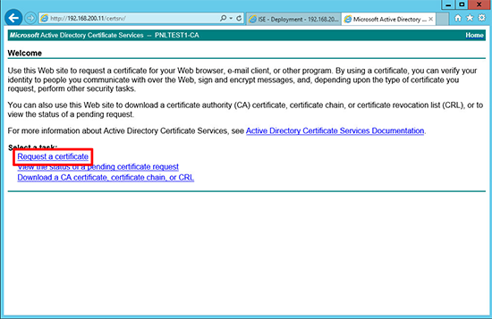 Cisco ISE Replace Certificate