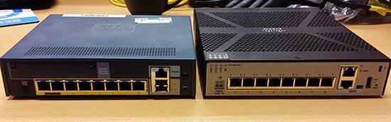 ASA5505 and 5506-X