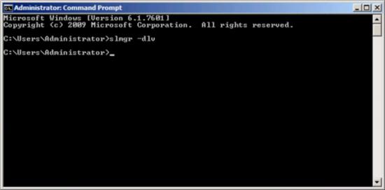 slmgr find windows version