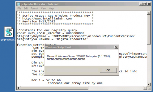 script windows key