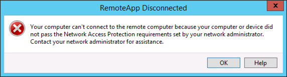 Remote Desktop Services - Connection Errors | PeteNetLive