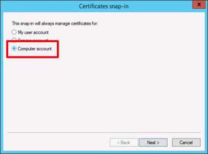 Computer Certificates