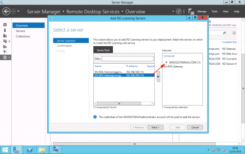 Deploy Remote Desktop Licensing