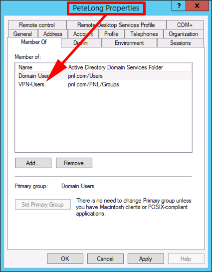 Cisco ASA - AnyConnect Authentication via LDAP and Domain