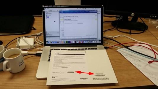 Cisco Control Licence