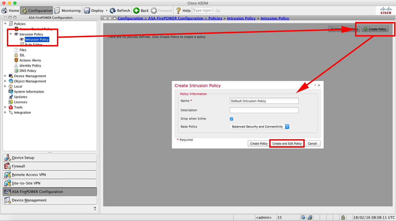 PeteNetLive - KB0001107 - Setup FirePOWER Services (for ASDM