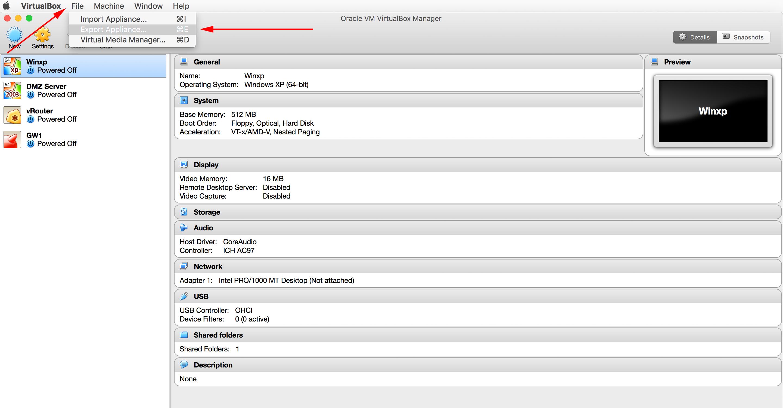Convert a Virtualbox VM to a VMware Fusion VM   PeteNetLive