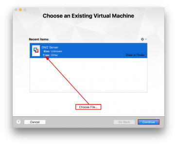 Convert Virtualbox to VMware Workstation