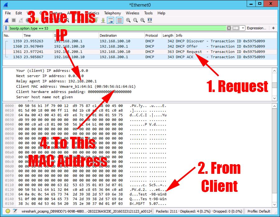 Cisco IOS - DHCP Helper (DHCP Relay) - IP-Helper Setup