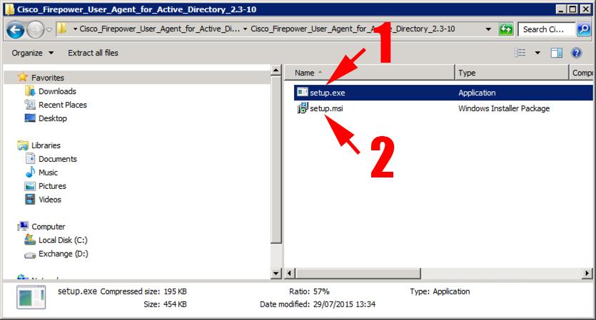 Cisco FirePOWER User Agent - Use With FirePOWER Management