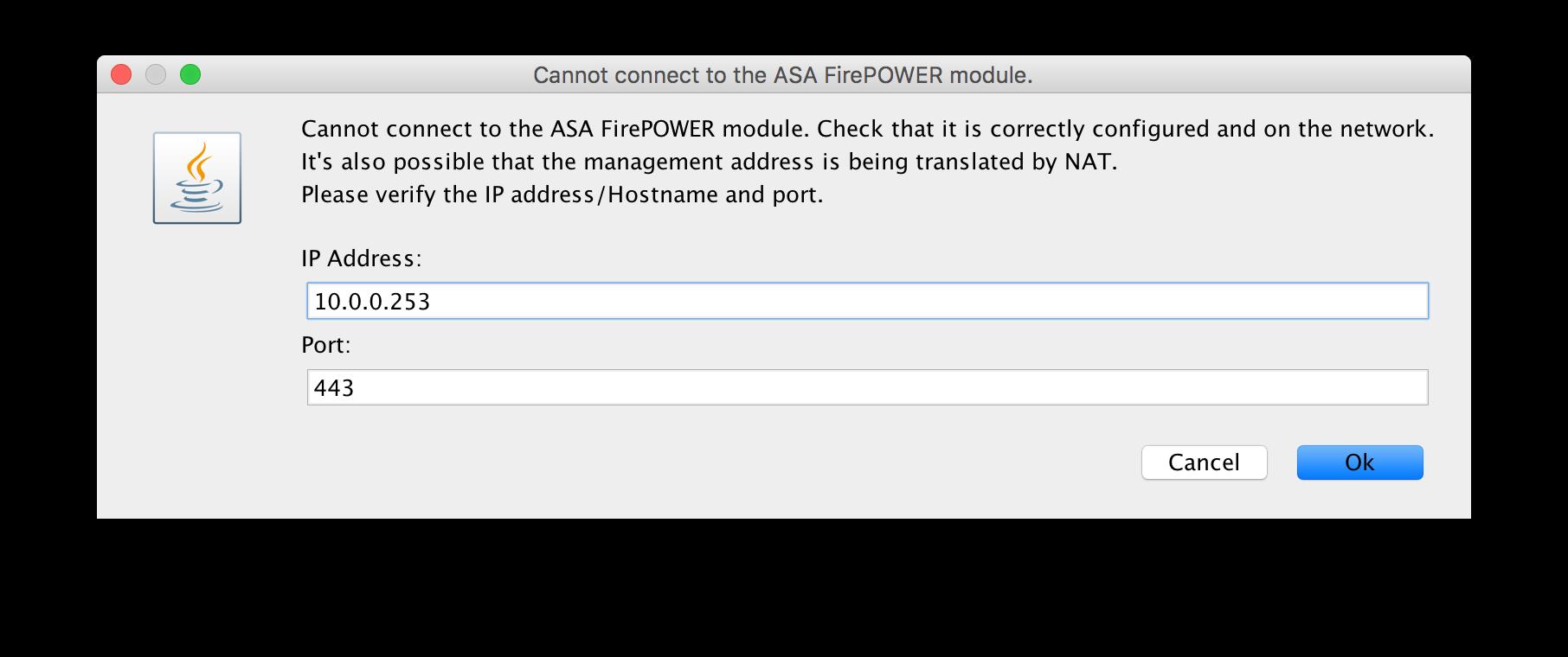 Cisco FirePOWER - Adding a Static Route | PeteNetLive
