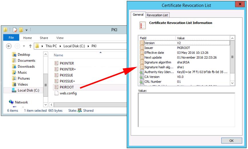 Microsoft - NDES Site Shows 'HTTP Error 500 0 - Internal Server