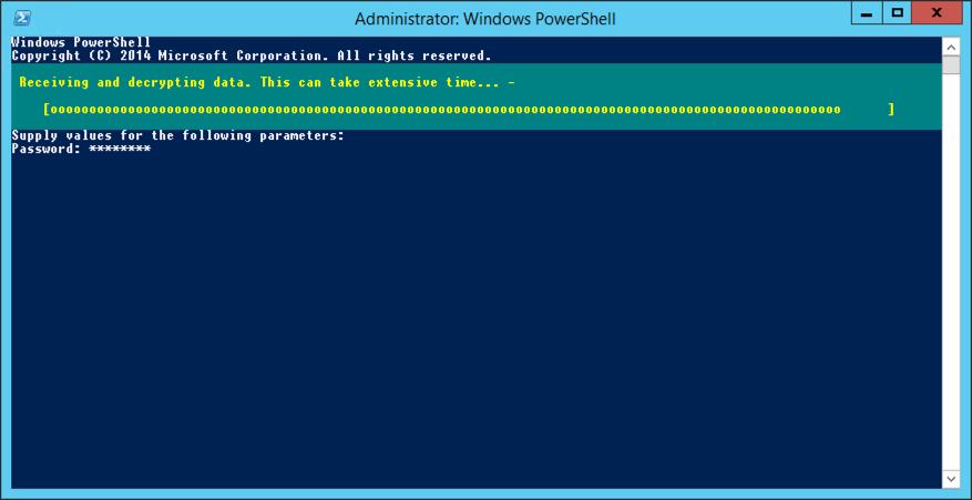 Windows File Server Migration (Maintain Share & NTFS Permissions)