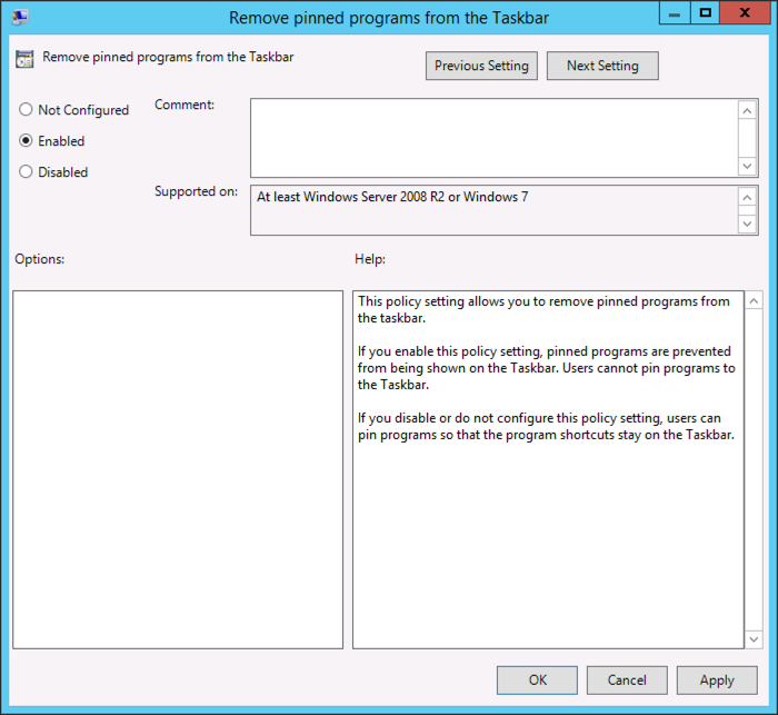 Remote Desktop Services - Securing By Group Policy | PeteNetLive