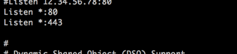 https.conf file open https