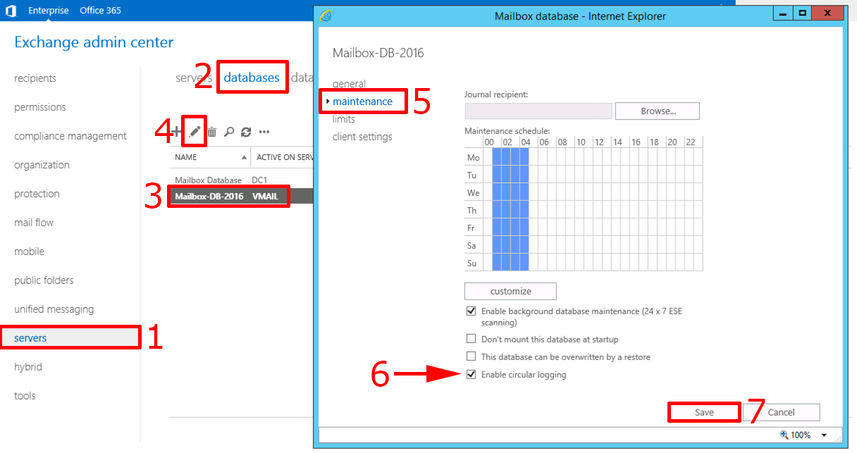 Exchange 2013 diagnostic and performance log files | IT Pro