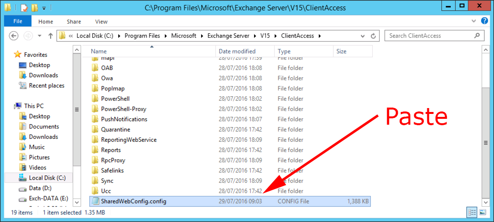Exchange 2016 - EAC (ECP) Works But OWA Does Not | PeteNetLive