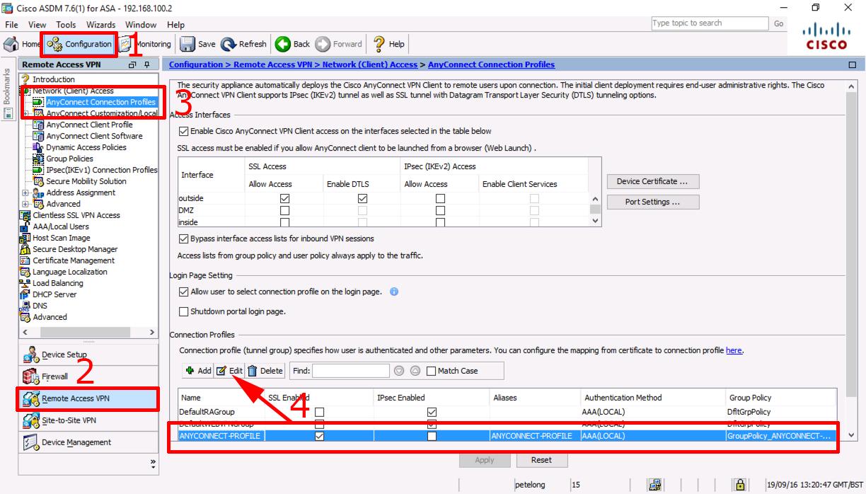 Cisco VPN - Split Tunnel Not Working?   PeteNetLive