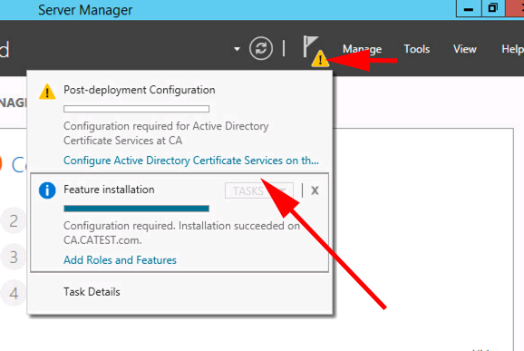 Install and Configure Certificate Enrolment Policy Web