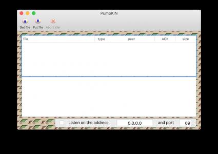 PumpKIN TFTP Server