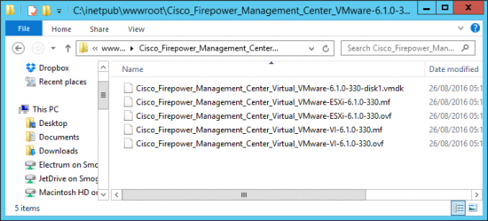 Download Cisco FirePOWER