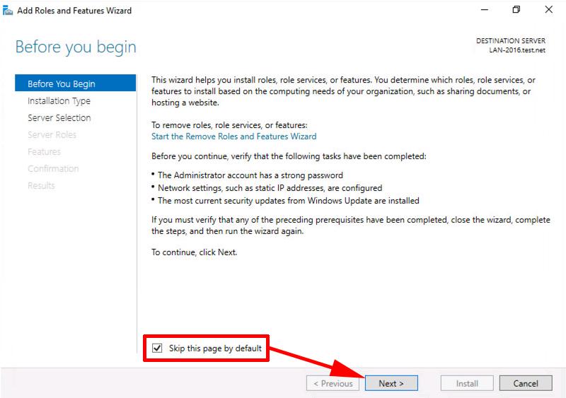 Adding a Windows Server 2016 Domain Controller | PeteNetLive