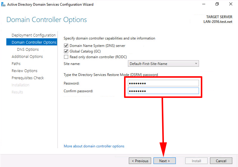 Adding a Windows Server 2016 Domain Controller | PeteNetLive
