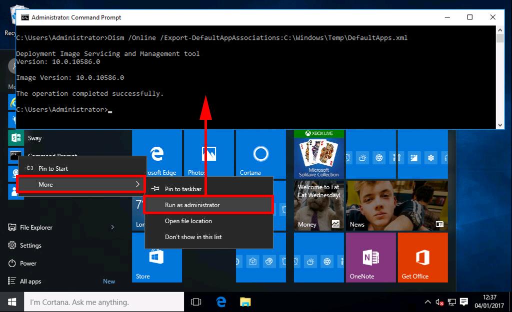Changing Windows 10 Browser So It Isn't Edge   PeteNetLive