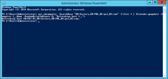 006-force-group-policy-with-powershell