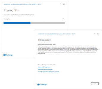 Exchange 2016 Setup and Deployment